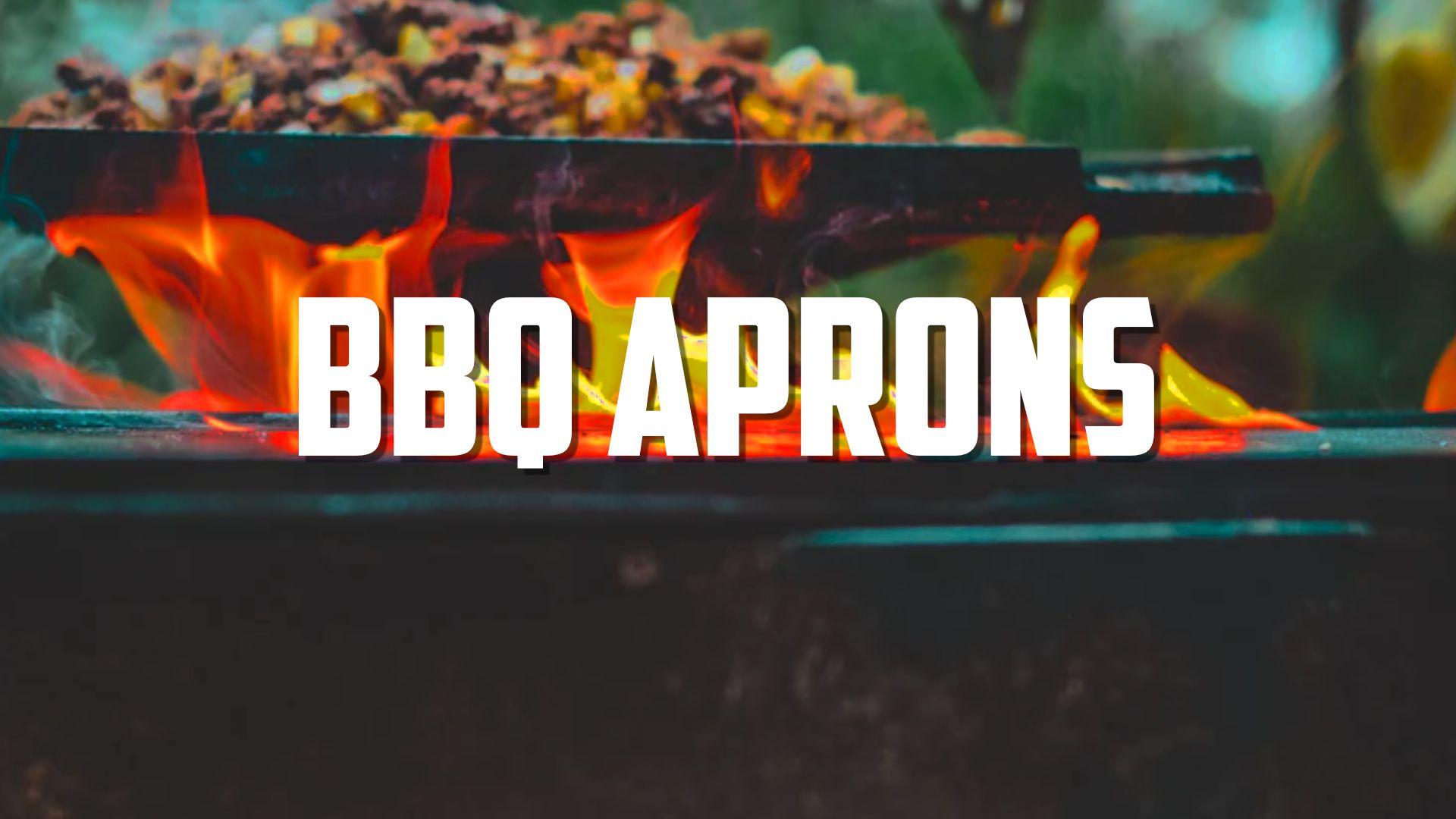 BBQ Aprons - 2020 New Site